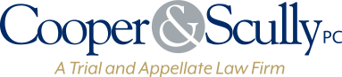 Cooper & Scully, P.C.  Logo
